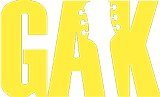 gak.co.uk main logo