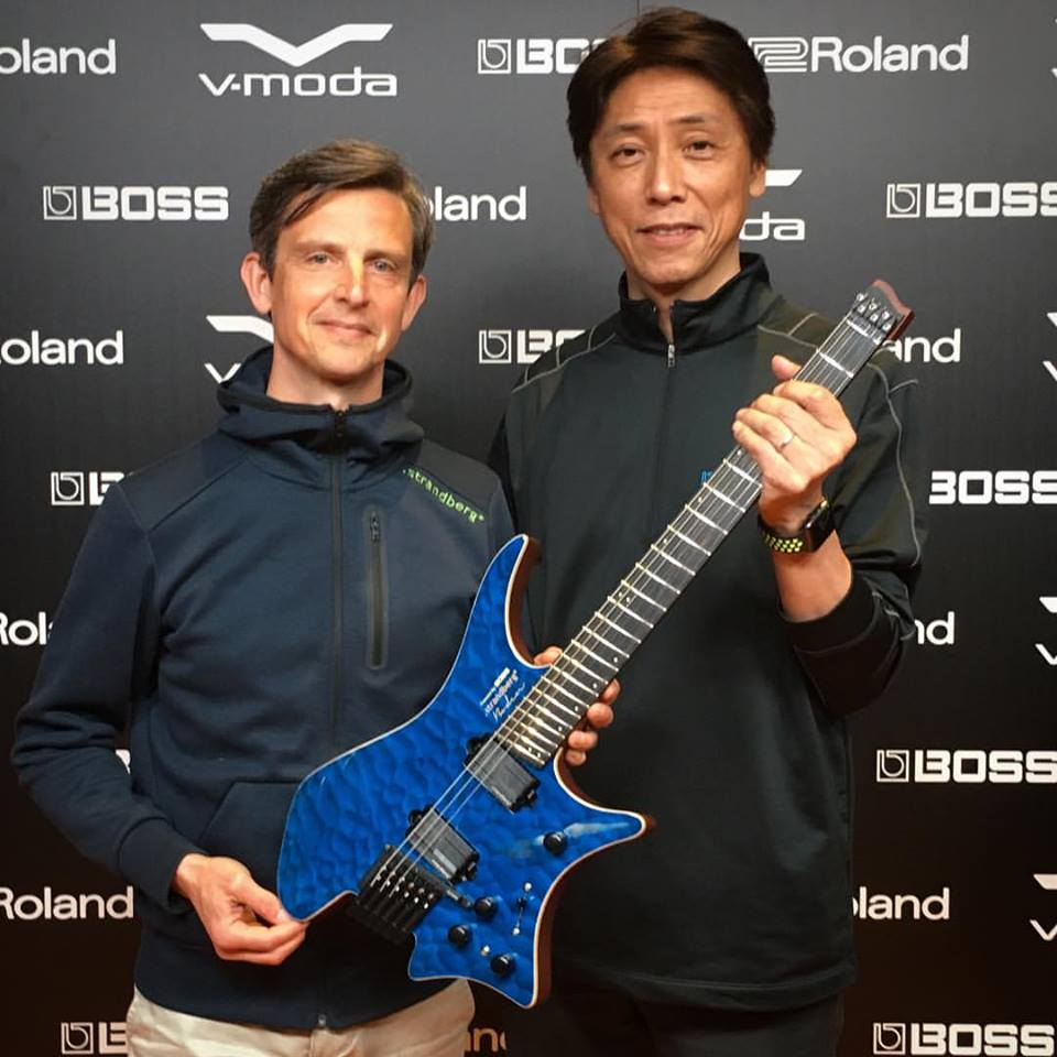 STRANDBERG AND BOSS