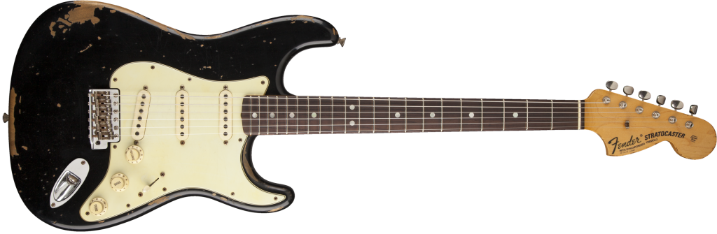 Top 10 Fender Custom Shops Money Can Buy! - GAK BLOG