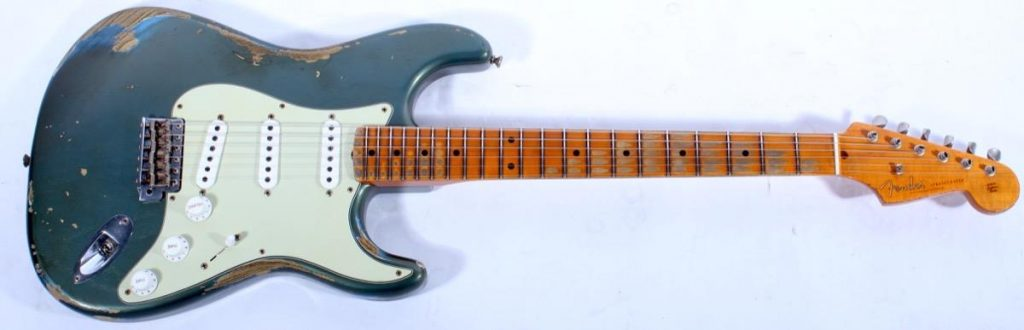fender-custom-shop-limited-59-stratocaster-heavy-relic-olive-drab-407250