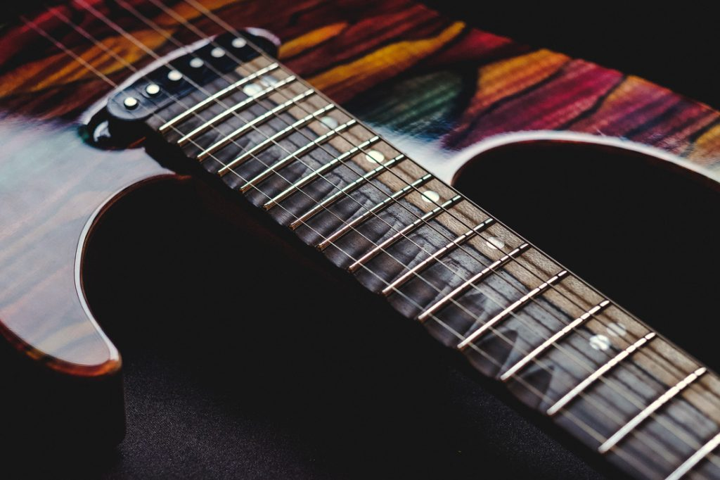Ormsby Guitars - scalloped frets