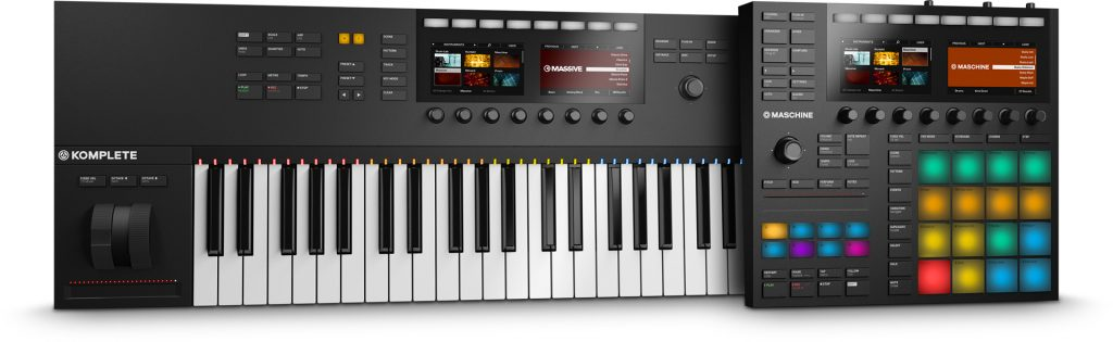 Native InstrumentsReleases new Maschine MK3 & Kontrol MK2!