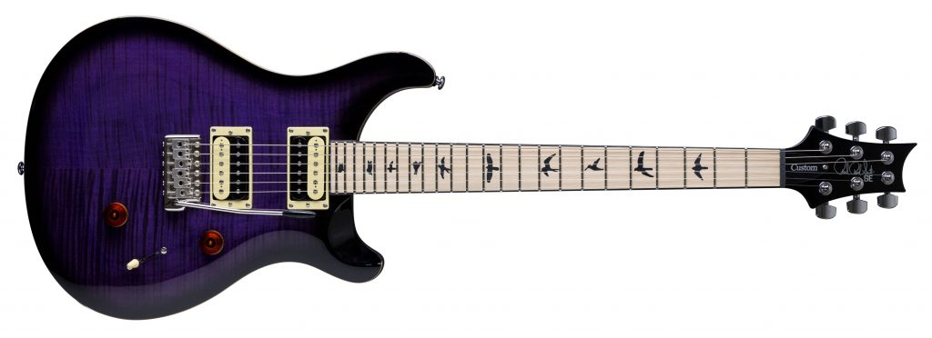 PRS Unveils NEW SE Custom 24 Series With Maple Fingerboards!