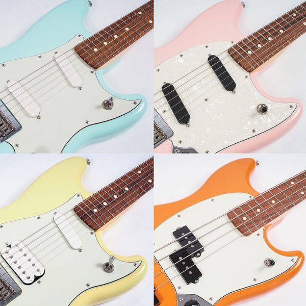 New Colours Available for Fender Offset 2017 Series!