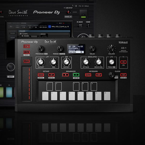 GAK REVIEW: Pioneer Toraiz AS-1 Monophonic Analogue Synthesizer