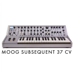 GAK REVIEW: MOOG SUBsequent 37 CV
