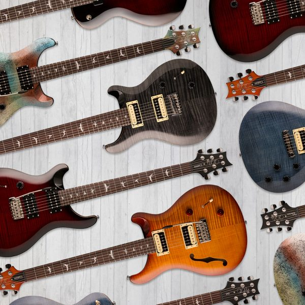 PRS 2018 Guitars Announced!