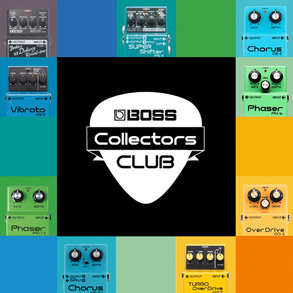 Welcome To The Boss Collectors Club!