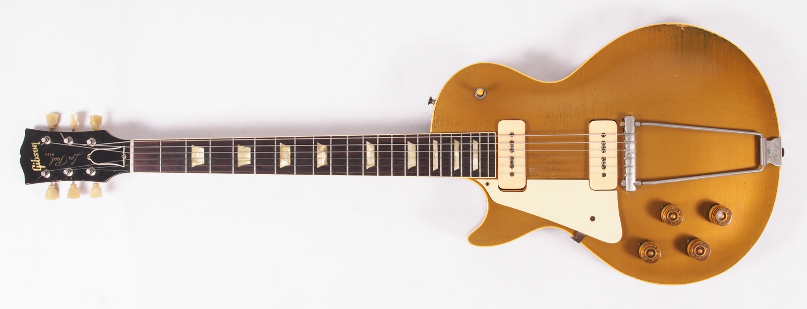 Original Gibson 1952 Les Paul Goldtop