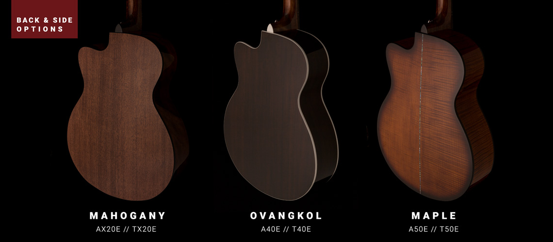 PRS ANNOUNCE NEW 2018 ACOUSTIC GUITARS!