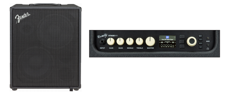 Fender Announce NEW Rumble Bass Amps!
