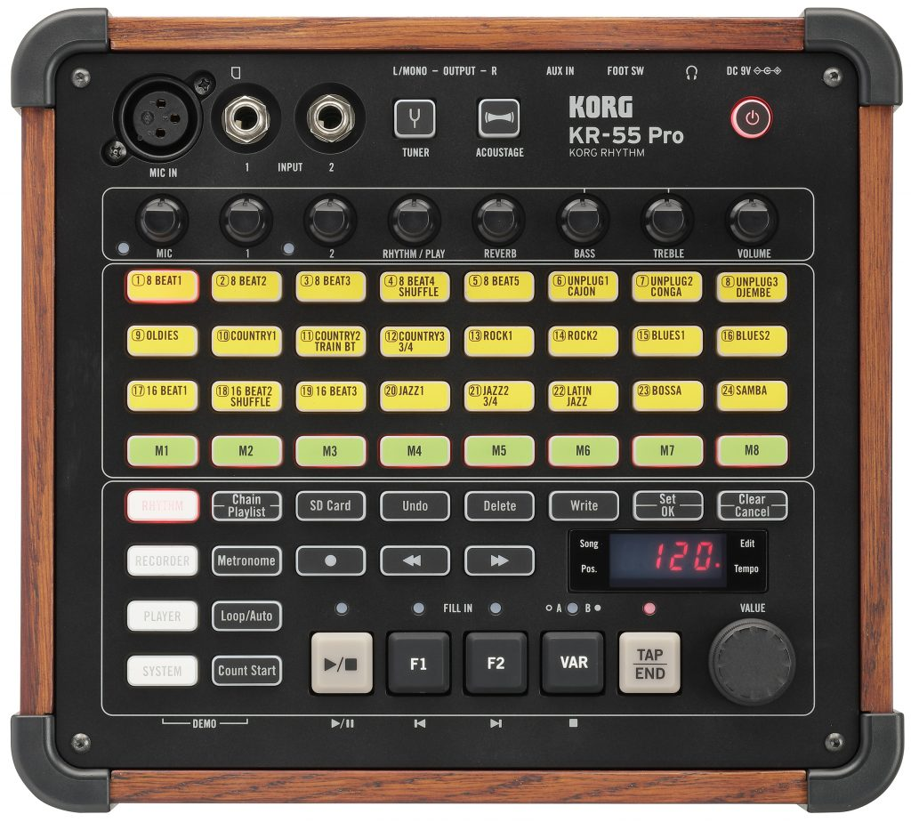 New NAMM 2018 Korg Releases - Arp Odyssey FSQ, Konnect And More!