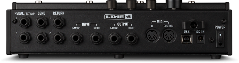 Meet the Line 6 HX Effects Multi-FX Processor Pedal!