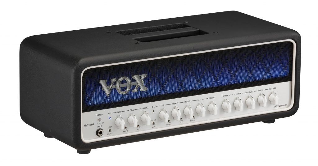 NAMM 2018 Vox Releases - VOX MV50, Starstream, MVX150 and More!