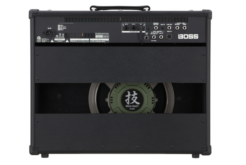 BOSS KATANA ARTIST - All New Flagship Katana Amplifier!