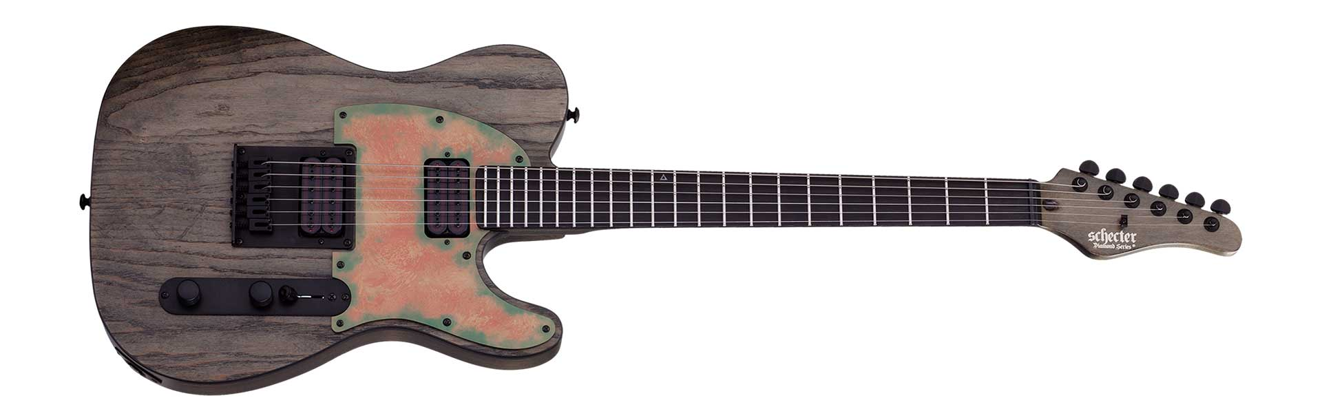 Schecter Announce New 2018 Guitar Series!