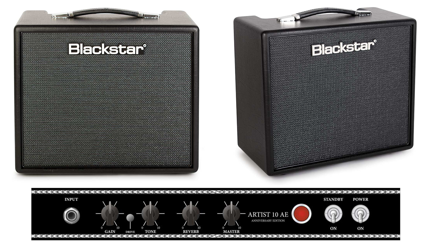 NEW Blackstar 10th Anniversary Edition Valve Combos!