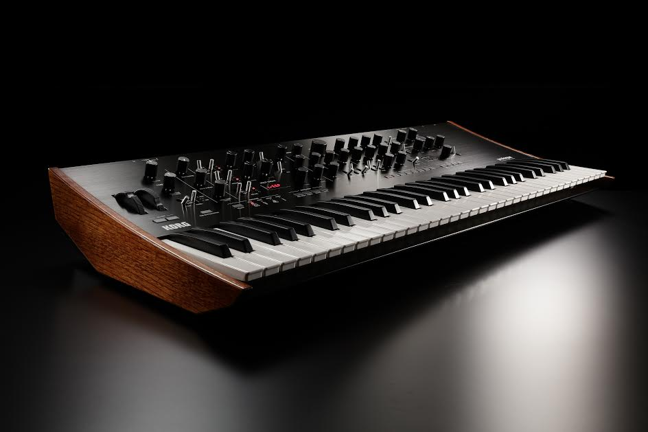 Introducing The New Korg Prologue Synthesizer!