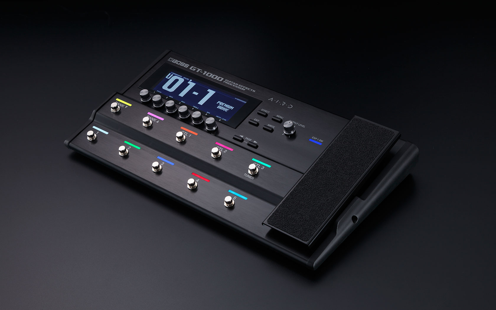 Brand New Boss GT-1000 Guitar Effects Processor!