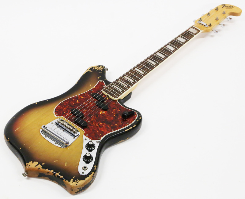 The Top 5 Weirdest Fender Guitars!