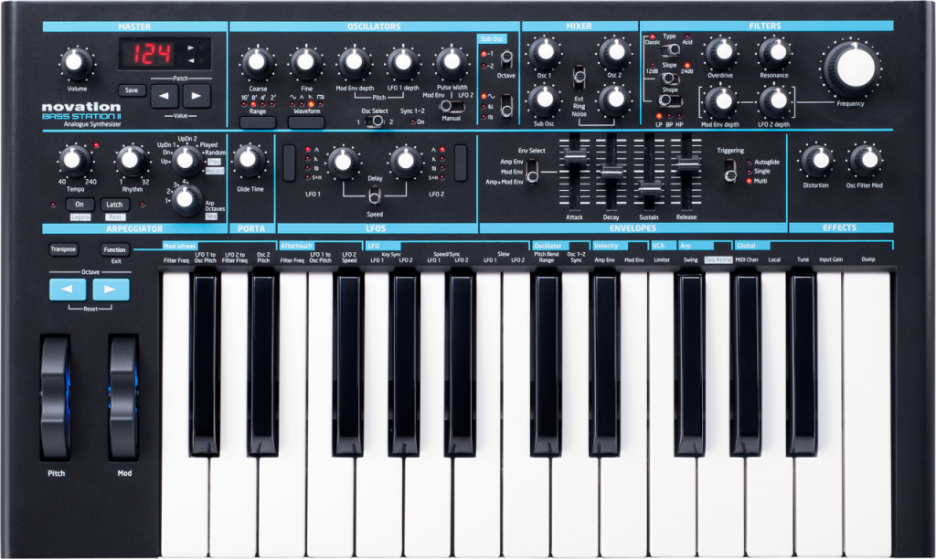 Top 5 Synths For Under £500!
