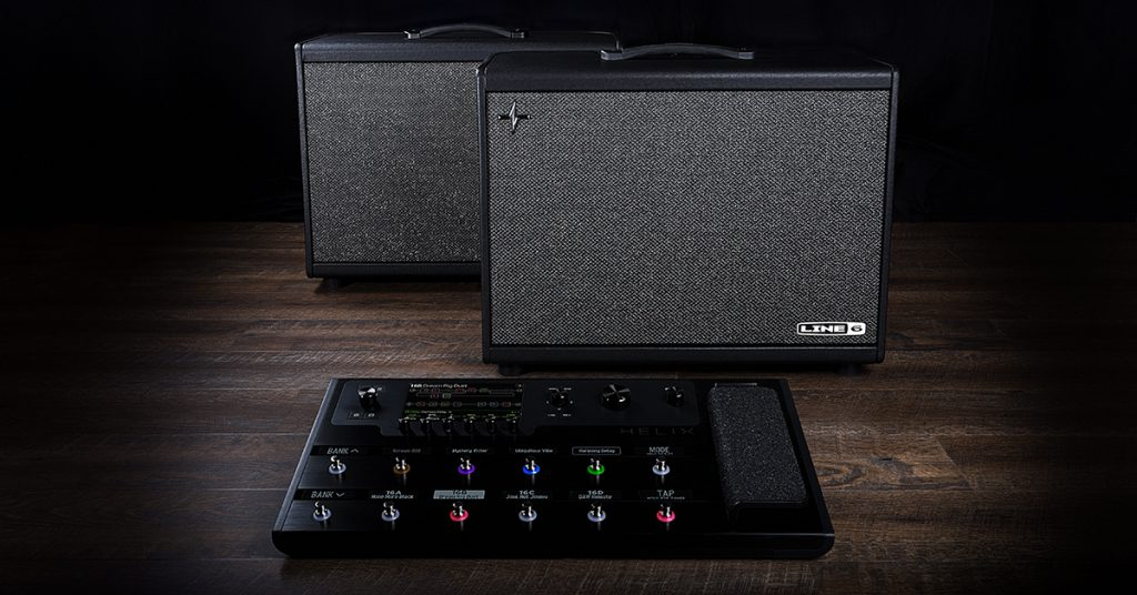 Introducing the NEW Line 6 Powercab 112 and 112 Plus Guitar Speakers!