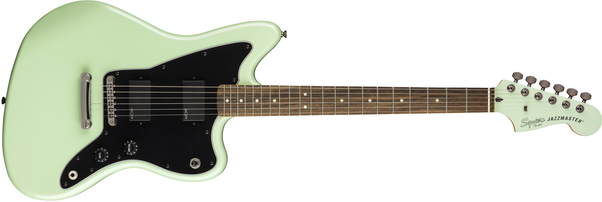 Squire Contemporary Active Jazzmaster HH ST