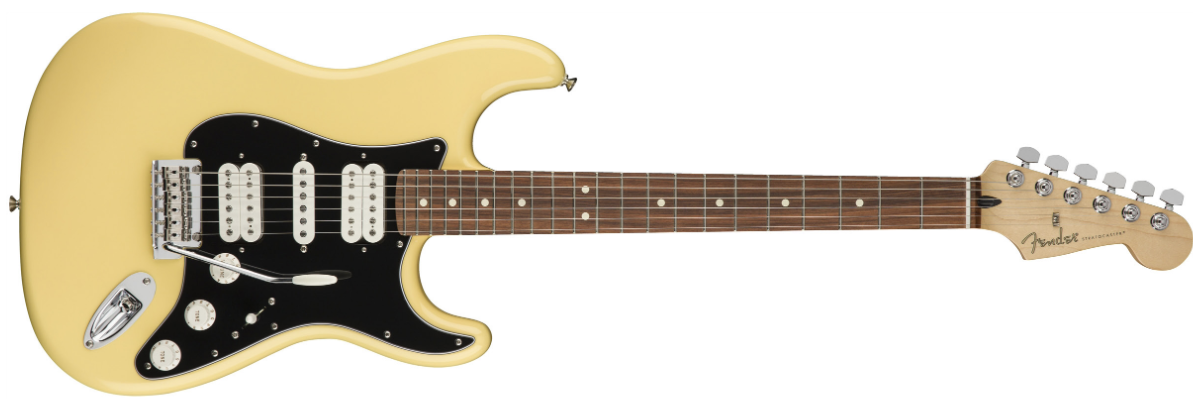 Fender Player Stratocaster HSH