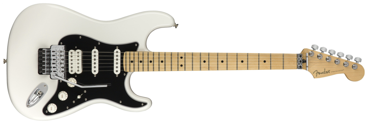 Fender Player Stratocaster Floyd Rose HSS