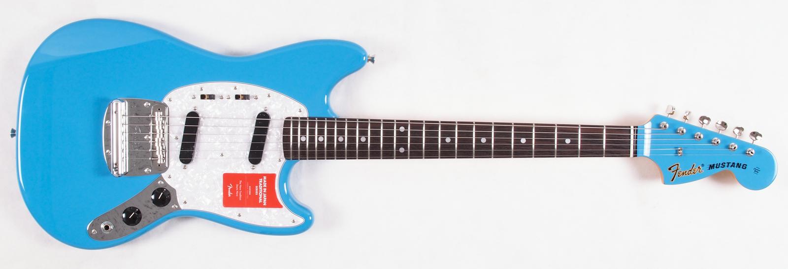 Fender FSR Japan Mustang California Blue