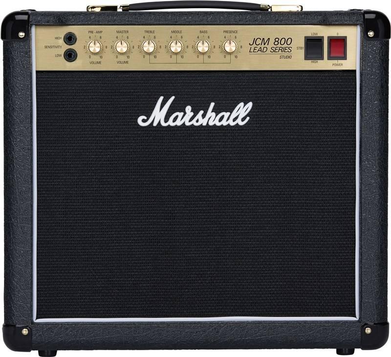 NAMM 2019 - Marshall Amps Announce Studio Series! | GAK co uk