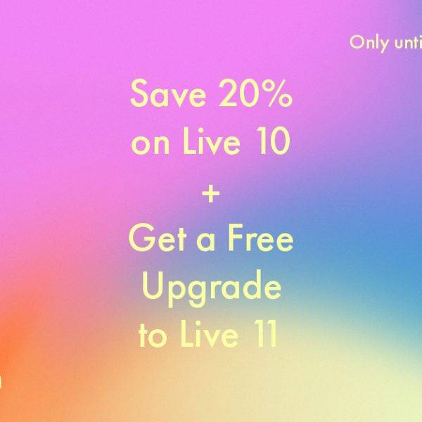 Live 11 Promotion
