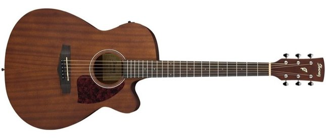 Ibanez AEWC300 Comfort Acoustic-Electric Guitar Gloss