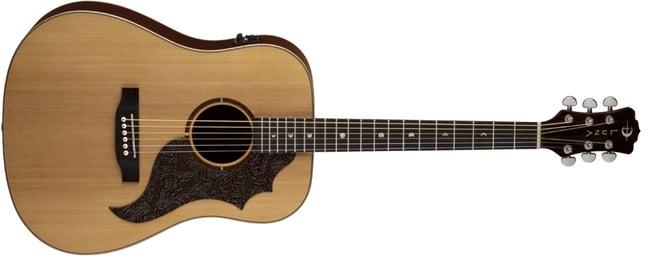 Luna Americana Series AMT 100 Acoustic-Electric Guitar